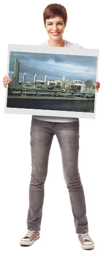 Poster printing in Albany, NY