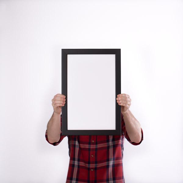 11 x 17 framed custom printed posters handmade frames in