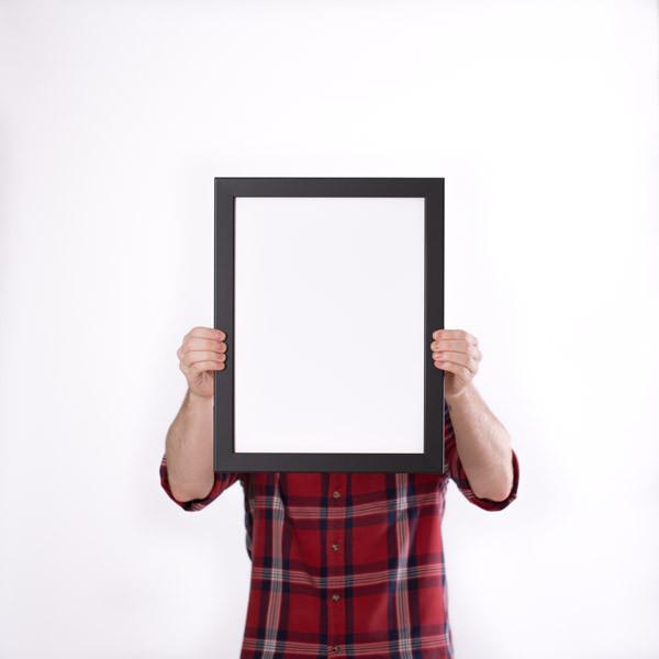 12 x 16 Framed Custom Printed Posters - Handmade frames in the USA