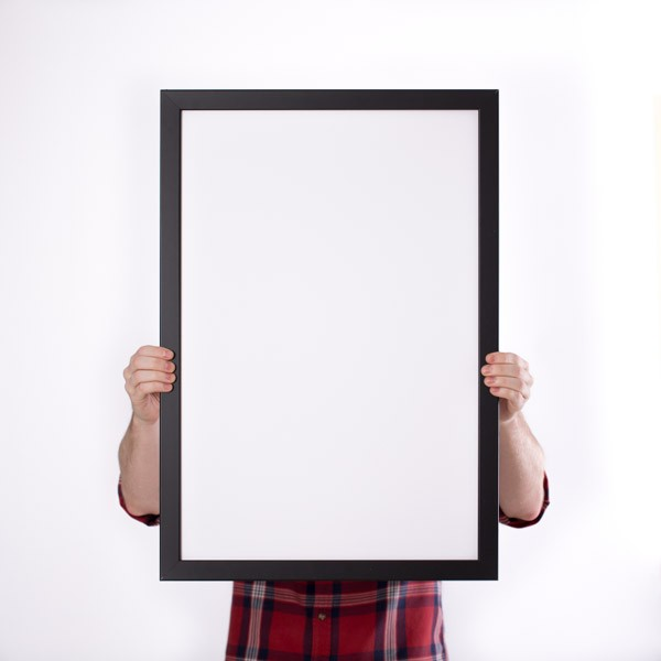 Size a1 poster frames in usa or canada